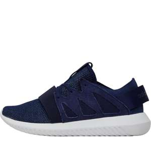 Baskets femme adidas Originals Baskets Tubular Viral - Bleu Marine (taille 37 à 41)