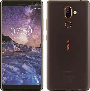 "[Précommande] Smartphone 6"" Nokia 7 Plus - Full HD+, Snapdragon 660, 4 Go RAM, 64 Go ROM, Android One, 4G + Casque JBL T450BT (via formulaire)"