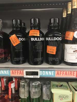 Gin Bulldog London Cry - 70 cl - Paris (75020)