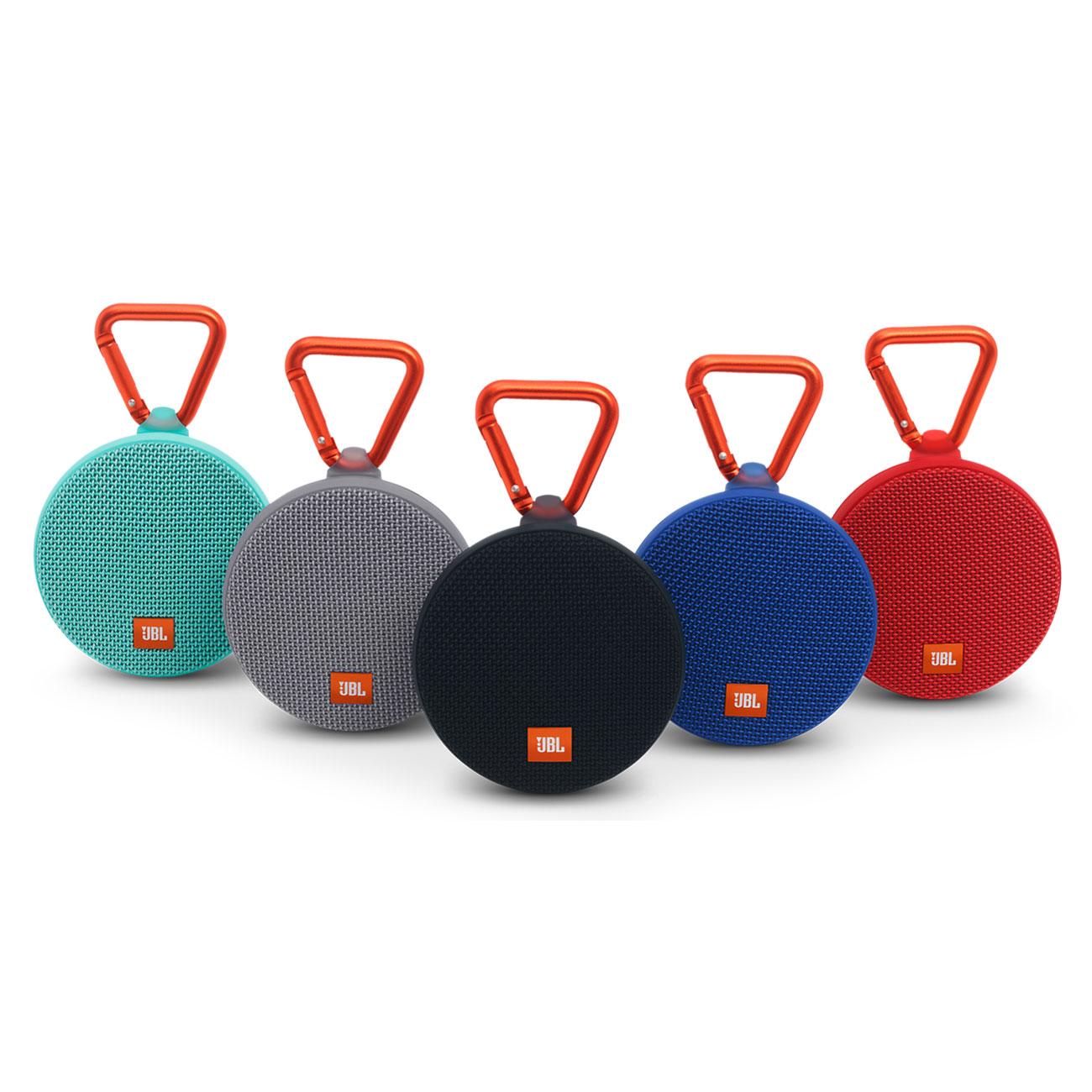 [Clients SFR] Enceinte Bluetooth JBL Clip 2 - Plusieurs coloris (via ODR de 25€ - Remboursement sur facture)