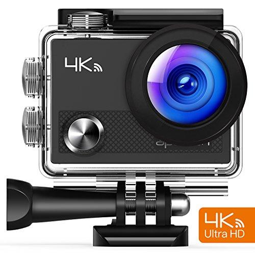 Caméra Sport Apeman 4K/30fps - 1080p/60fps 16MP (Vendeur Tiers)