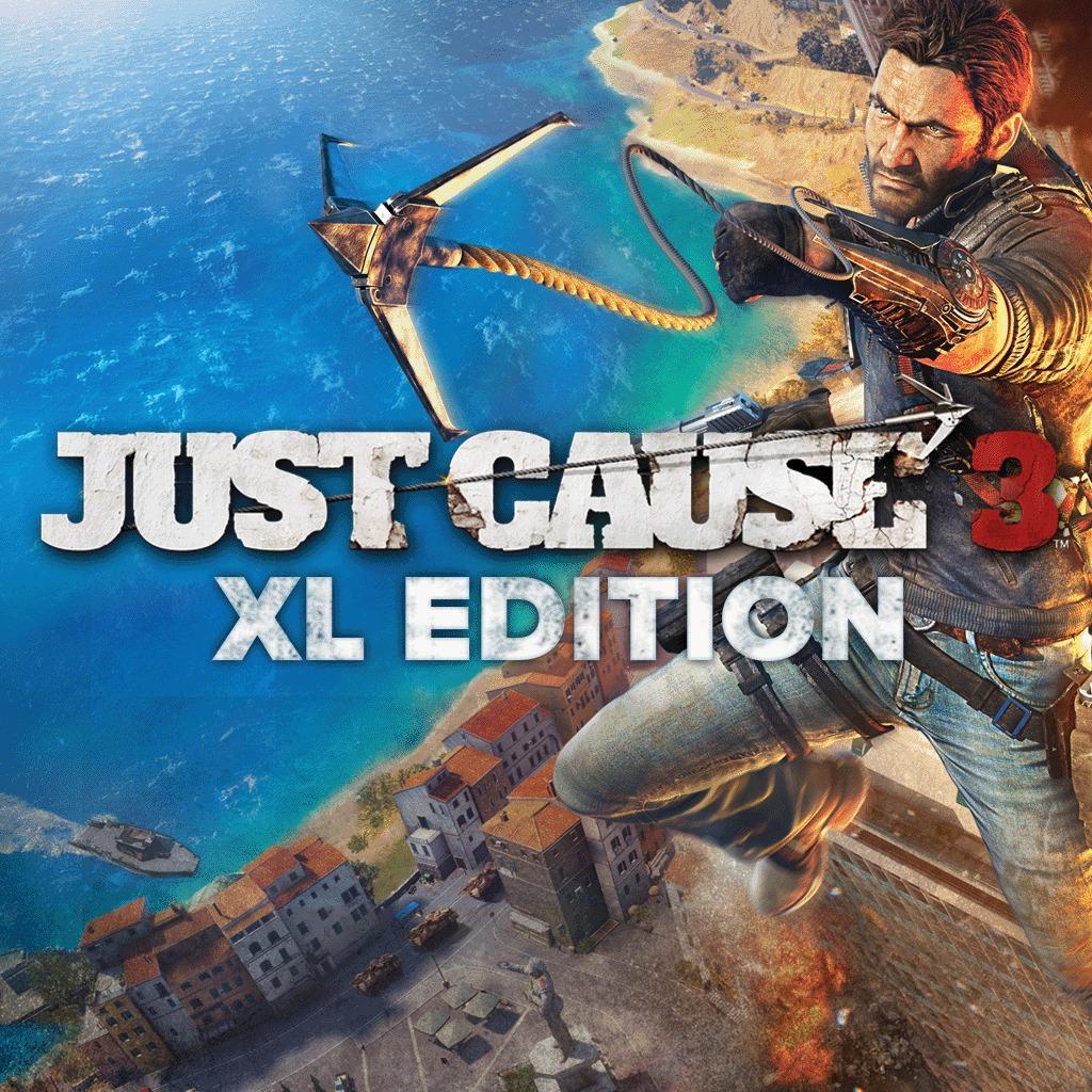 Just Cause 3 XL Edition sur PC (Dématérialisé)