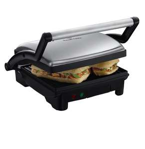 Grill 3-en-1 Russell Hobbs 17888-56 - Panini, Grill et Barbecue