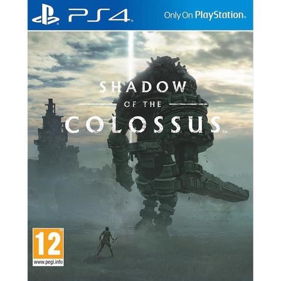 Sélection de jeux en promotion - Ex: Shadow of the Colossus sur PS4