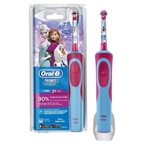 Brosse à dent électrique Oral B - Reine des Neige à 4.25€ (via ODR de 5€)