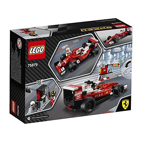 [Prime] Jeu de construction Lego Speed Champions: Scuderia Ferrari SF16-H n°75879