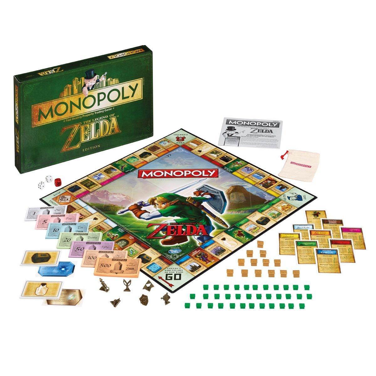 Monopoly La Légende de Zelda - Ile de France