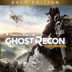 Jeu Tom Clancy's Ghost Recon: Wildlands sur PC - Edition Gold (Dématérialisé, Uplay)