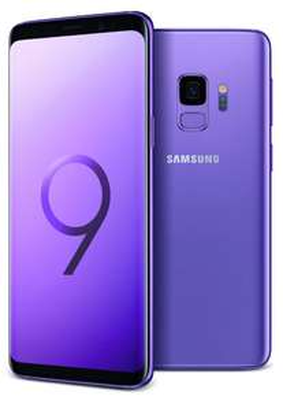 """Smartphone 5.8"""" Samsung Galaxy S9 - Double SIM, 64 Go, Violet (vendeur tiers)"""