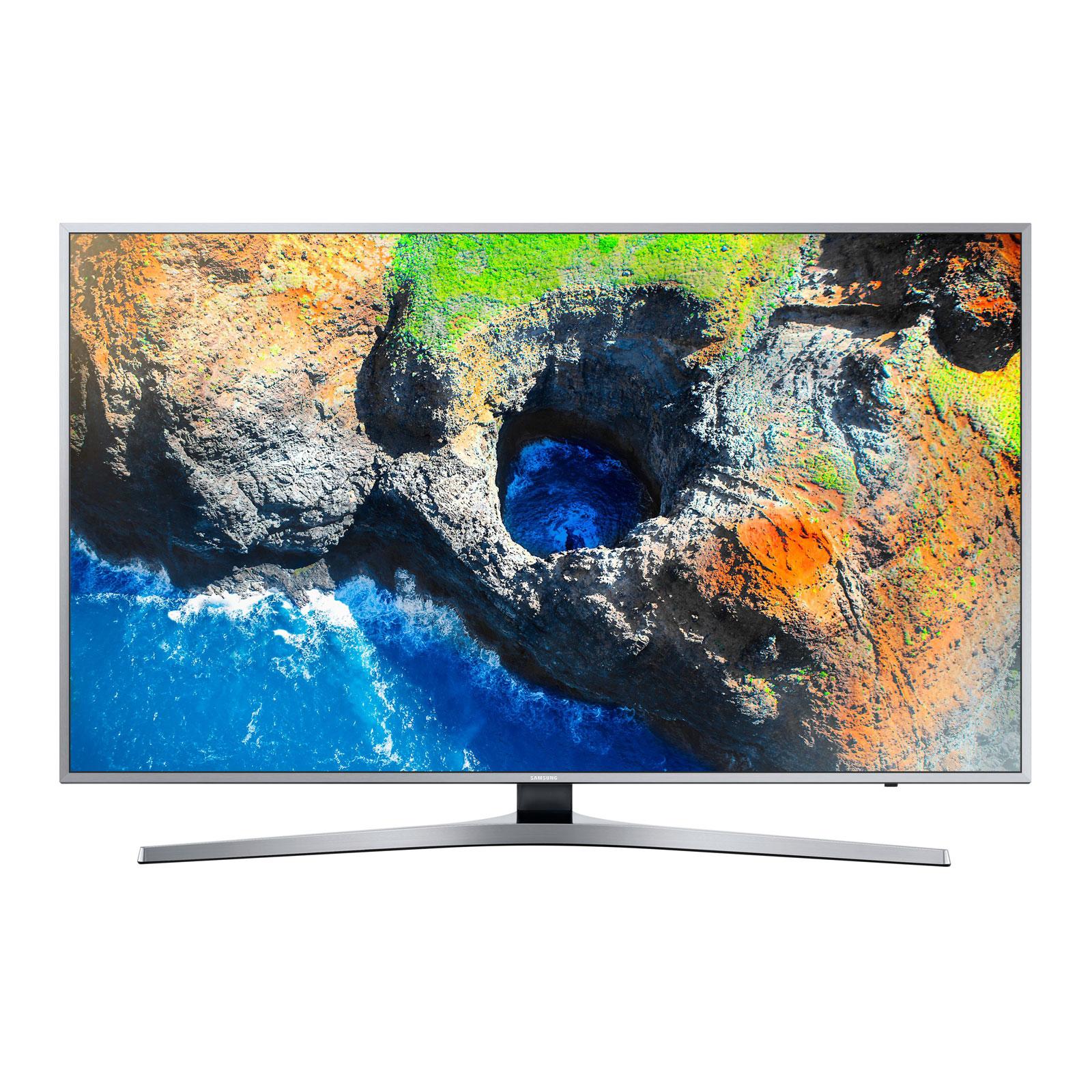 "TV 55"" Samsung UE55MU6405 - 4K UHD, LED, HDR, 1500 PQI, smart TV"