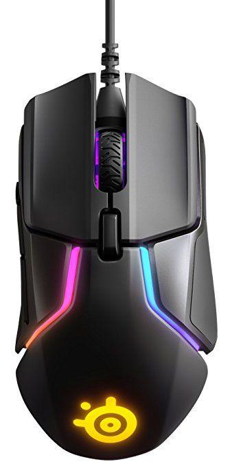 Souris filaire gamer SteelSeries Rival 600 - Double capteur optique