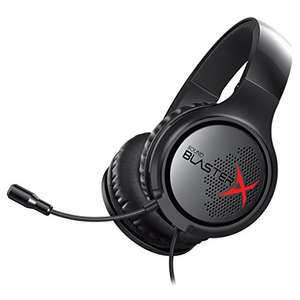 Casque gaming Creative Sound BlasterX H3 - Noir
