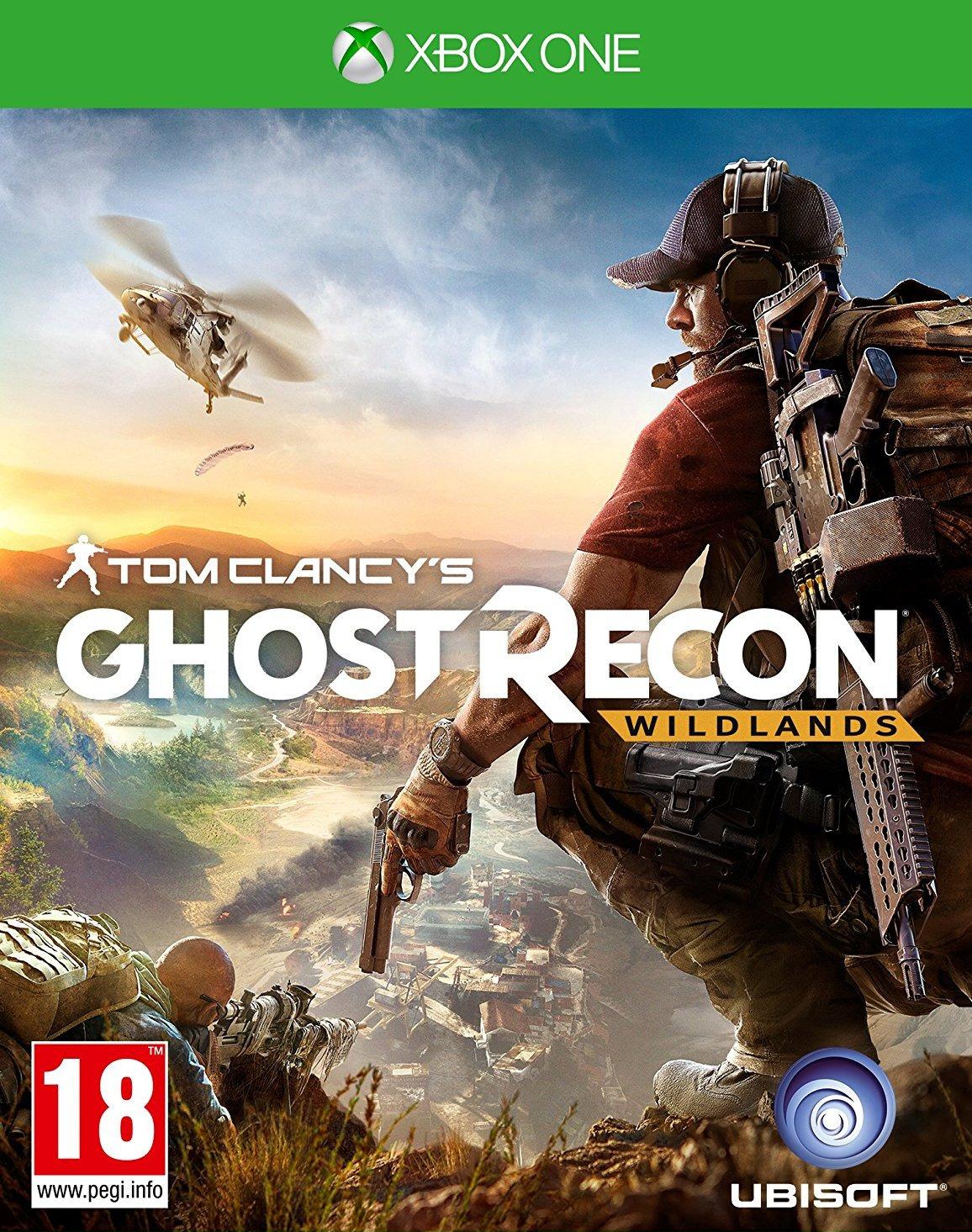 Jeu Tom Clancy's Ghost Recon : Wildlands sur Xbox One