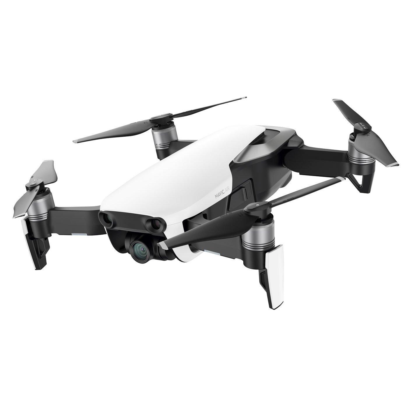 Drone DJI Mavic Air - Blanc Arctique + 174.25€ en SuperPoints (via l'application)