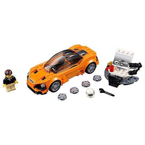 Jeu de construction Lego McLaren 720S