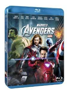Collection Marvel : 2 achetés = 1 offert, soit le lot de 3 blu-ray