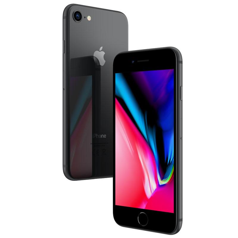 "Smartphone 4.7"" Apple iPhone 8 - A11, RAM 2 Go, ROM 64 Go, Gris sidéral + 142.78€ en SuperPoints (via l'application)"
