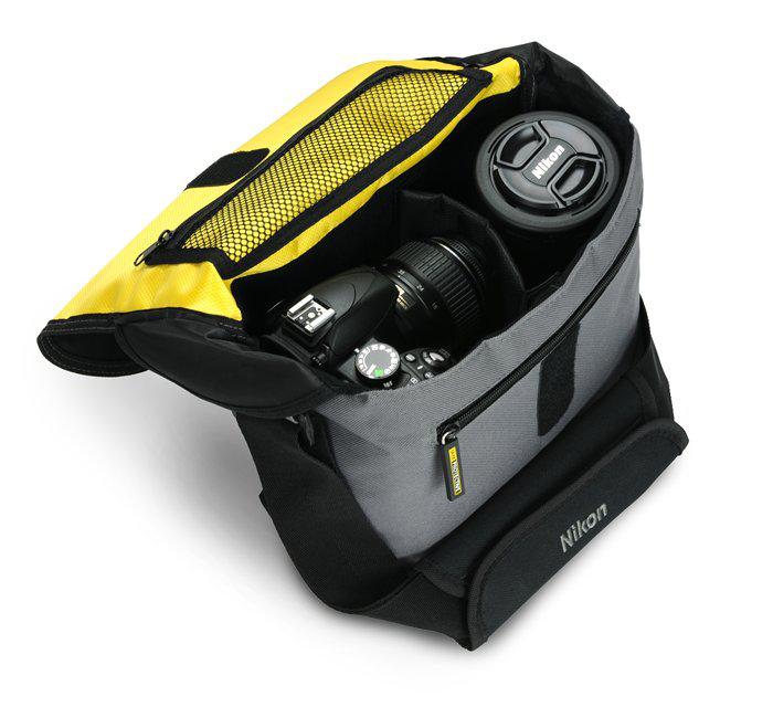 Sacoche Nikon CF EU-05 pour reflex et accessoires