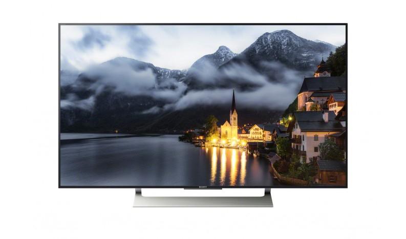 "TV 55"" Sony KD-55XE9005 - 4K UHD, Dalle VA - Direct LED, 100 Hz"