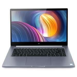 "PC Portable 15.6"" Xiaomi Mi NoteBook Pro - Full HD IPS, i5-8250U, 8Go de Ram, SSD 256Go, Clavier Qwerty  (+ Jusqu'à 319€ en SuperPoints - via l'Application)"