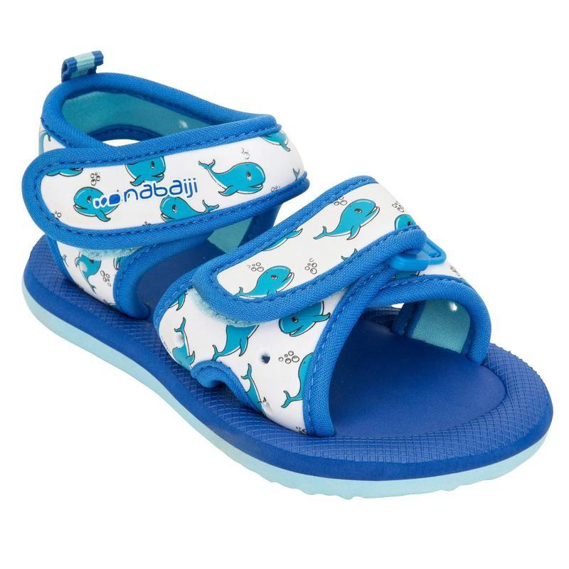 Sandales de natation Nabaiji pour Bébé - Tailles 20 à 25