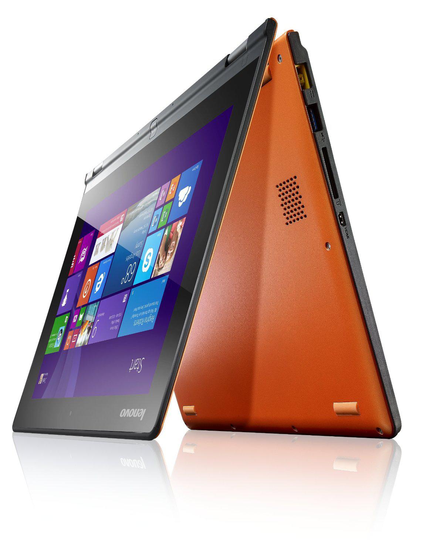 "PC Portable Tactile 13"" Lenovo Yoga 2 13 - i3, SSD 128 Go, 4Go RAM (Avec ODR de 100€)"