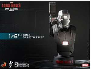 Sélection de bustes Hot Toys Iron Man 1/6