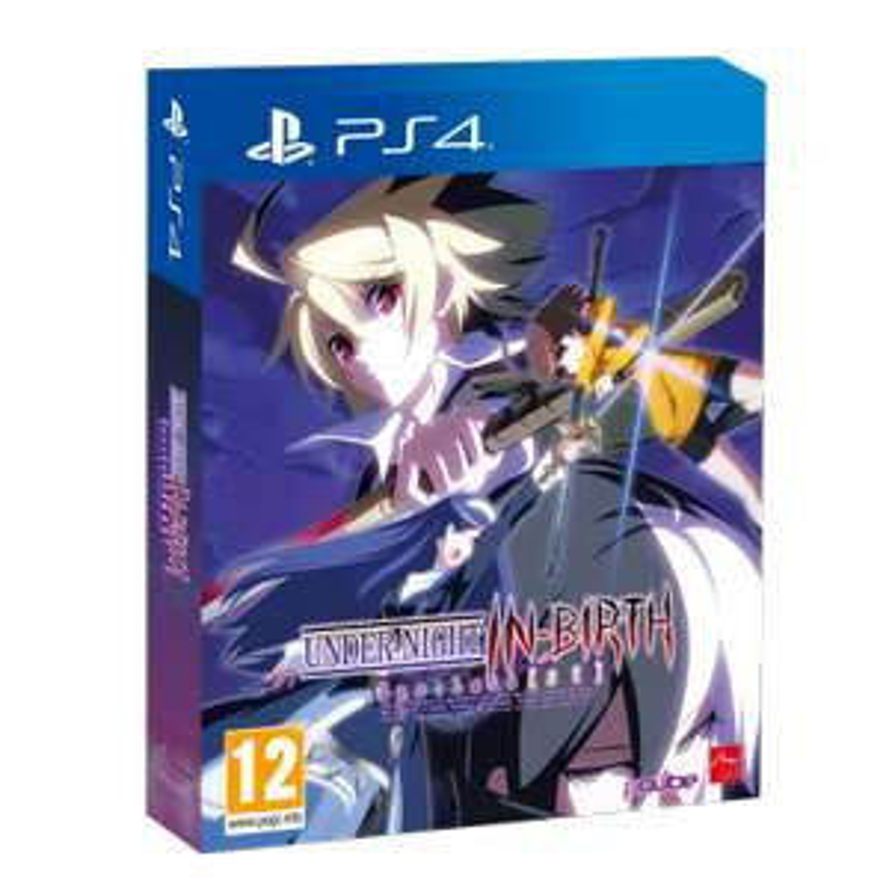 Sélection de jeux en promotion - Ex: Under Night In birth Exe Late - Édition Limitée Sur PS4