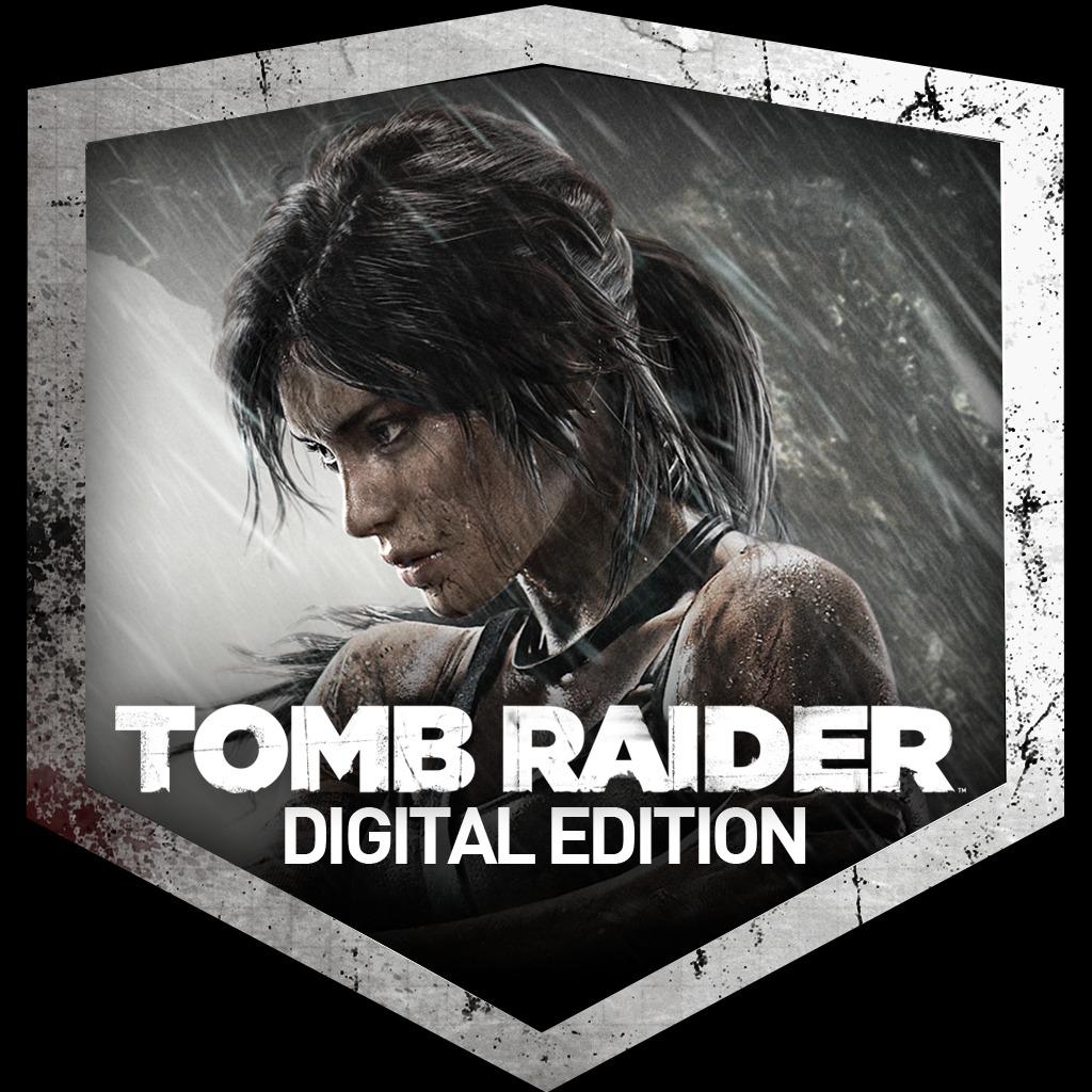 Tomb Raider Digital Édition sur PS3 (Dématérialisé)