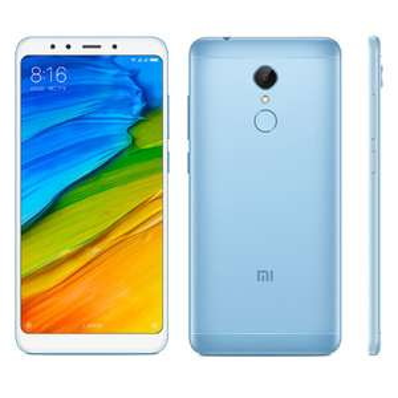 "Smartphone 5.7"" Xiaomi Redmi 5 MIUI 9 - 32Go, 3Go de Ram, Snapdragon 450 Octa Core 1,8 GHz (+52€ en superpoints)"