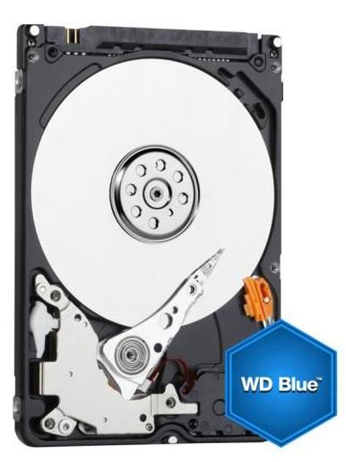 """Disque dur interne 2,5"""" Western Digital Blue - 1To (28,90€ nouveau client)"""