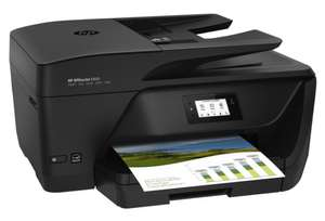 Imprimante multifonction 4-en-1 HP Officejet 6950 - Recto/Verso - Wi-Fi / AirPrint (via ODR de 20€ + 10€ Instant Ink)