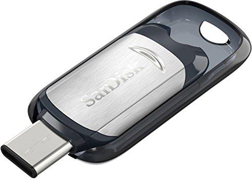 Clé USB-C 3.1 SanDisk Ultra (SDCZ450-032G-G46) 32 Go - 150 Mo/s