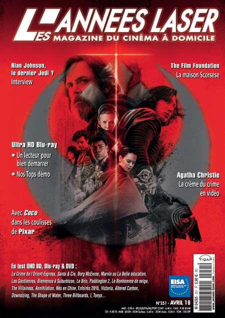 50% de réduction sur l'Abonnement mensuel au Magazine Les Années Laser (pendant 6 Mois)
