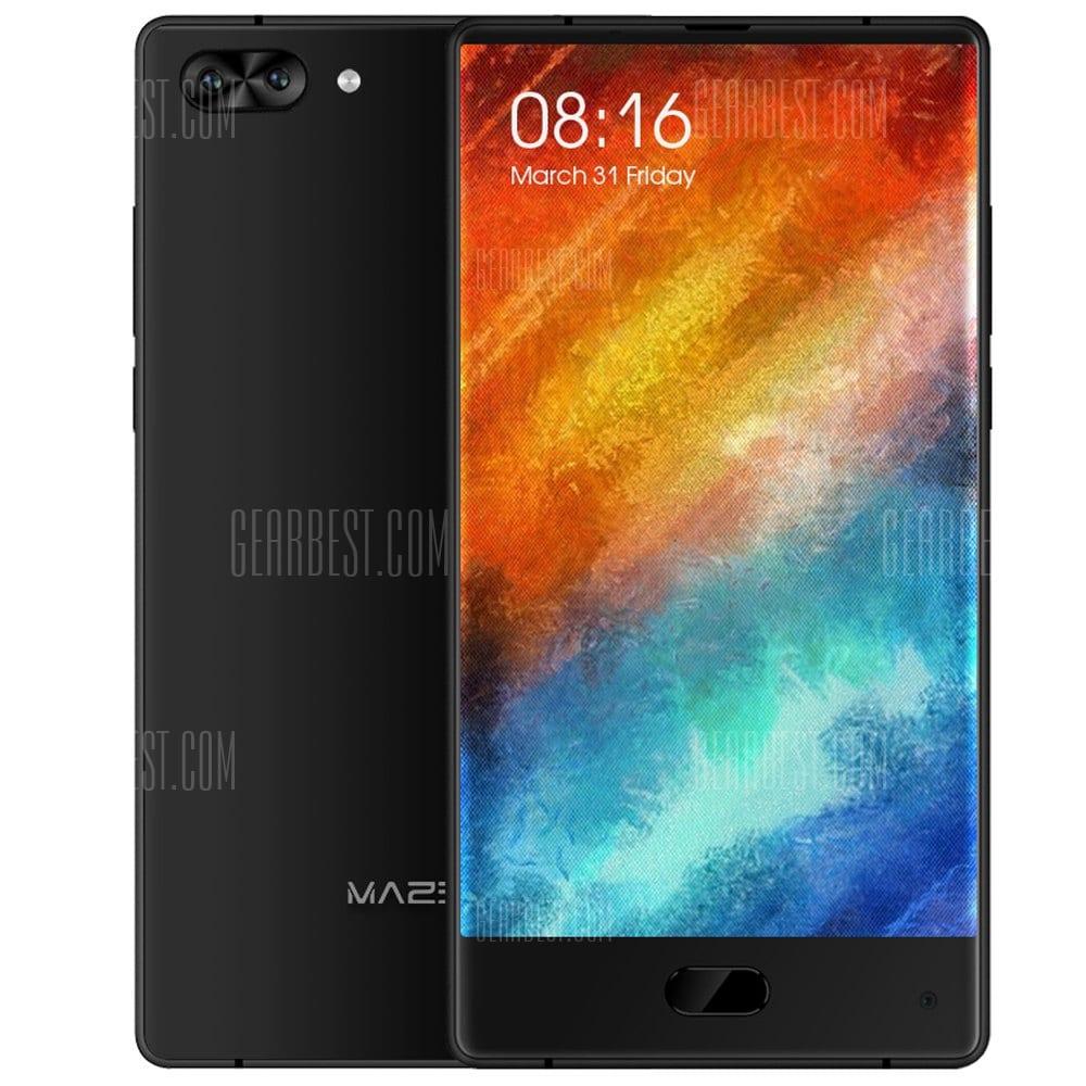 """Smartphone 6"""" Maze Alpha - Helio P25, RAM 4 Go, ROM 64 Go (avec B20)"""