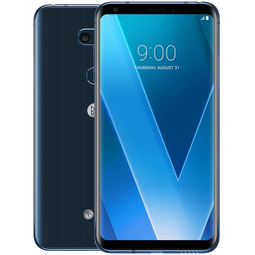 "Smartphone 6"" LG V30 - QHD+ OLED 18:9, 64Go, 16Mpx, IP68"
