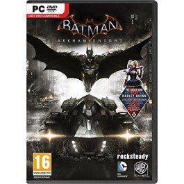 Précommande : Batman Arkham Knight + DLC sur PC (Dématérialisé)