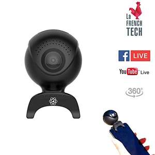 Mini Caméra Astro 360 Qantik - VR, HD (vendeur tiers)