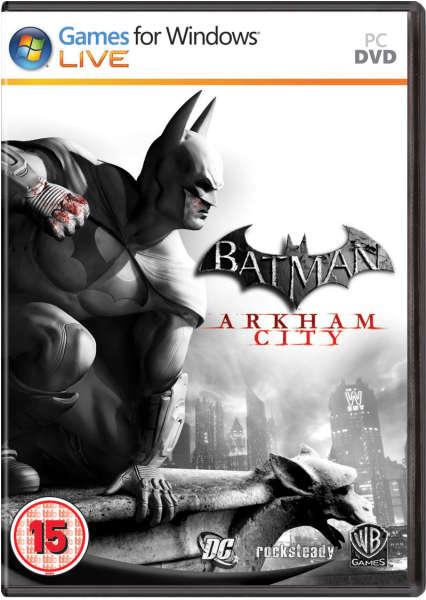 Batman Arkham sur PC (Version Boite) : Origins à 5.49€ et City