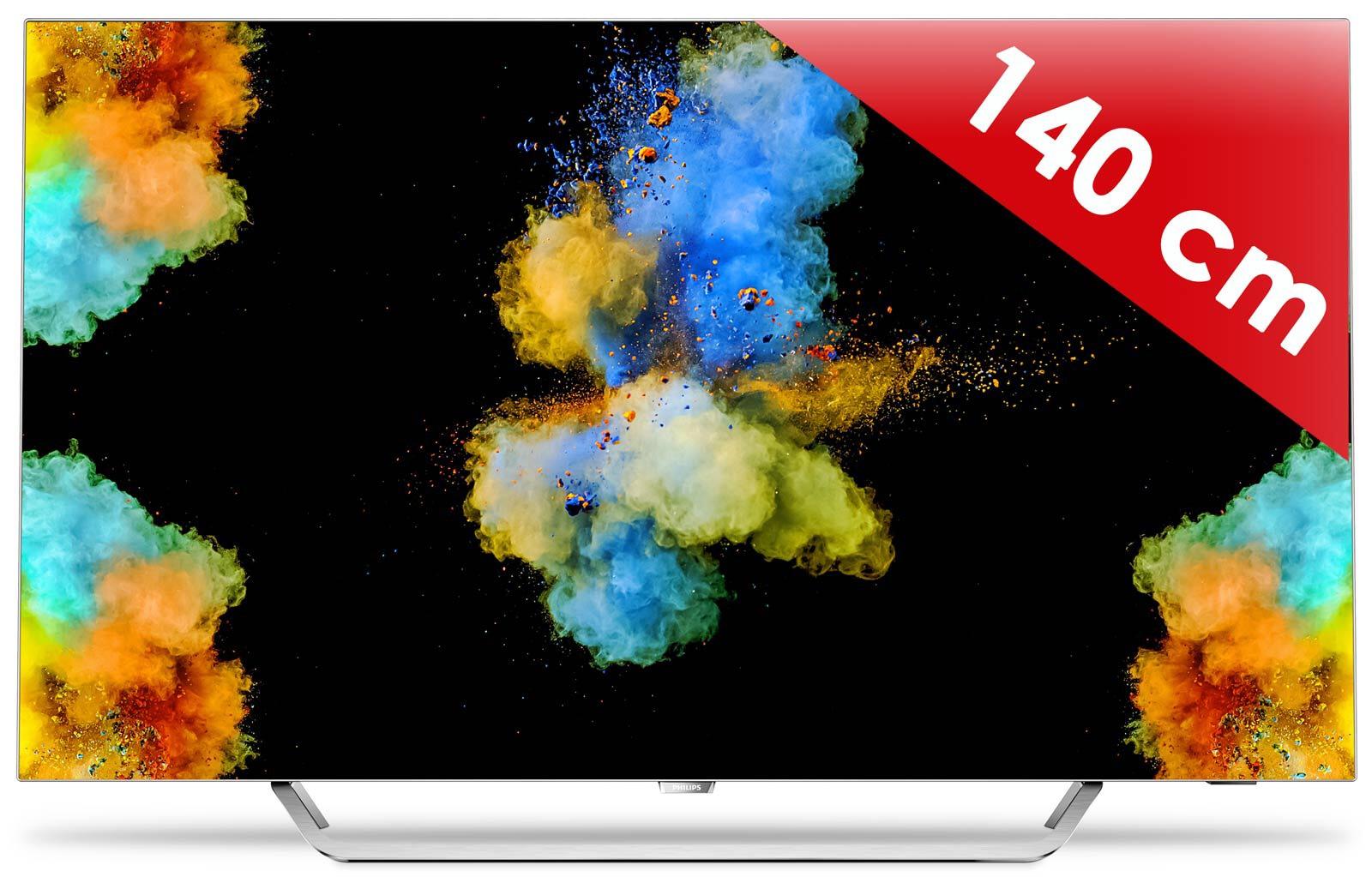 "TV 55"" Philips 55POS9002 - 4K UHD, Oled (via ODR de 200€)"