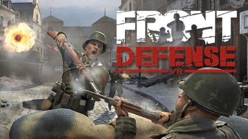4 Jeux Gratuits sur HTC Vive  (Dématérialisés) - Ex: Front Defense Heroes