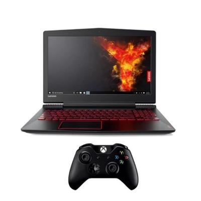 """PC Portable 15.6"""" Lenovo Y520 15IKBN - Full HD, i5-7300HQ, 8 Go RAM, HDD 1 To + SSD 128 Go, GTX 1050 - 2 Go + Manette sans-fil Microsoft Xbox One"""