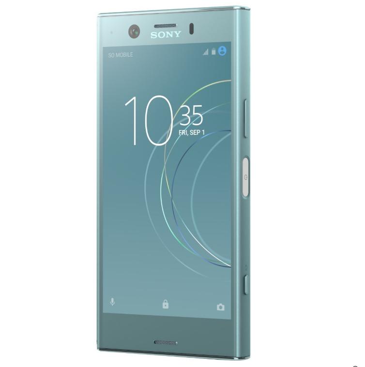 "Smartphone 4,6"" Sony Xperia XZ1 Compact - Snapdragon S835, 4Go de Ram, 32 Go - Bleu (Version Italienne)"