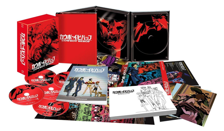 Coffret Blu-Ray Cowboy Bebop - Edition Collector Limitée