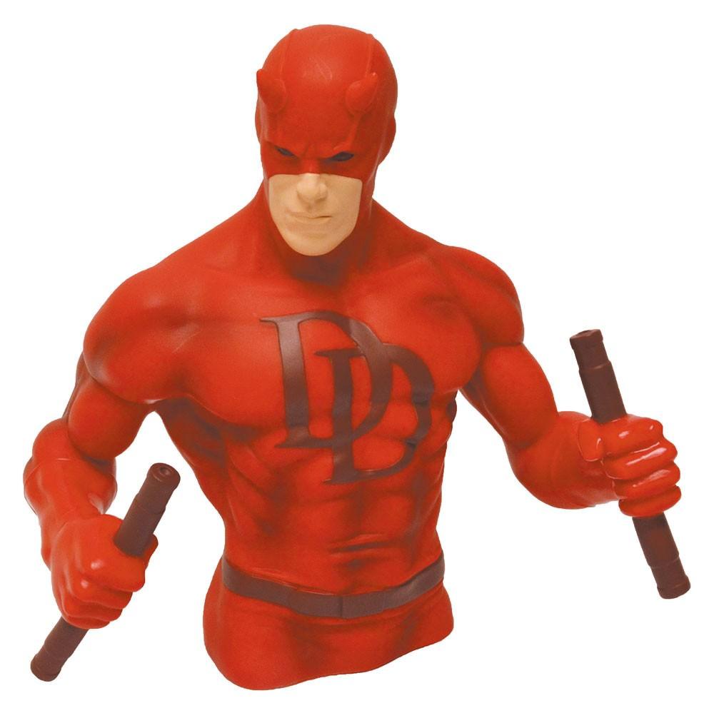 Tirelire Buste Daredevil - Marvel (environ 20 cm)