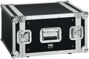 Flight case Monacor MR-406 6U
