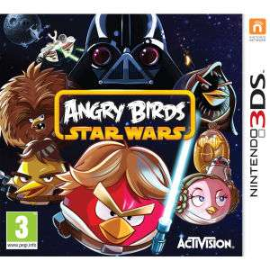 Angry Birds: Star Wars sur 3DS
