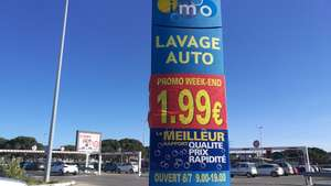Lavage auto Express - Imo Carrefour