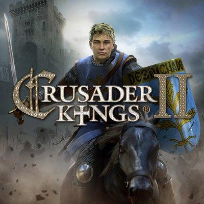 Crusader Kings II Gratuit sur PC (Dématérialisé - Steam)