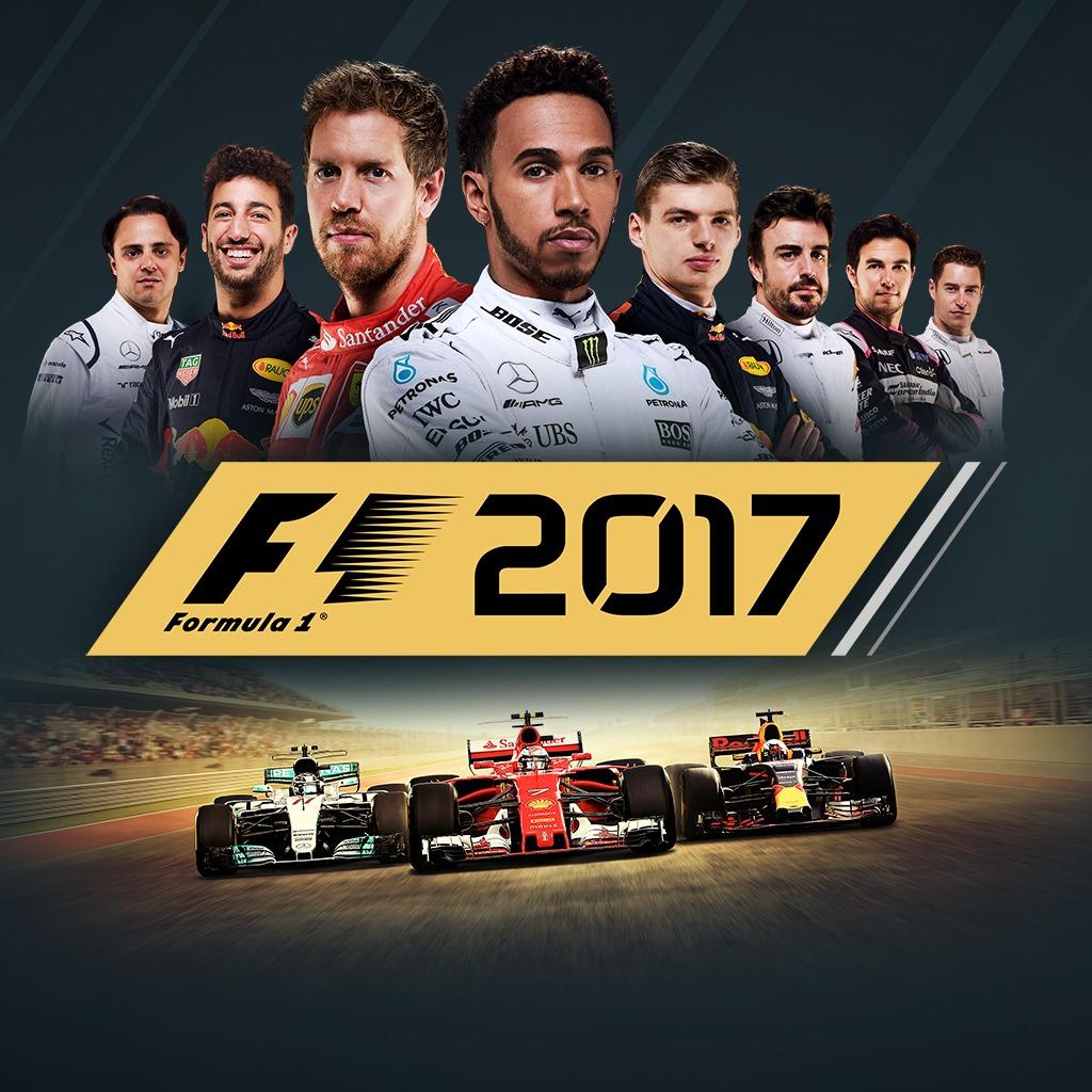 F1 2017 pour PC (dématérialisée - Steam)